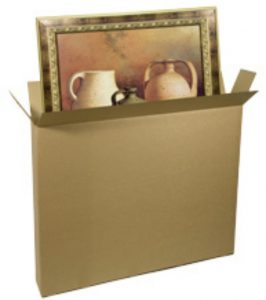 Picture/mirror box