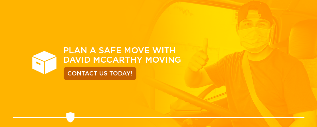Plan a Safe Move with David McCarthy Moving (with Contact Us Today button)